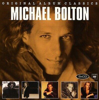 Michael Bolton   Original Album Classics  New Cd  Hong Kong   Import