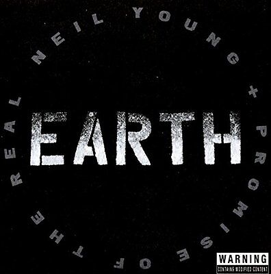 Изображение товара NEW - Earth (2CD) by Neil Young + Promise of the Real
