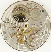 Hamilton Watch Parts