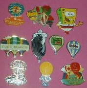 Hot Air Balloon Pins