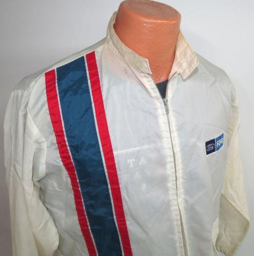 Red Colors 100% Cotton Full-zip Mechanic Rare 100% Original Coats & Jackets Snap On Men Jacket Sz 3xl Black Men's Clothing