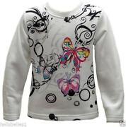 Girls Long Sleeved Tops 8-9