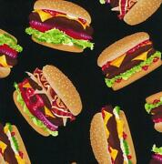 Hamburger Fabric