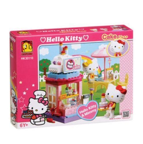 Hello Kitty Toys Set : Hello kitty lego ebay