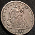 1877 Silver Dollar
