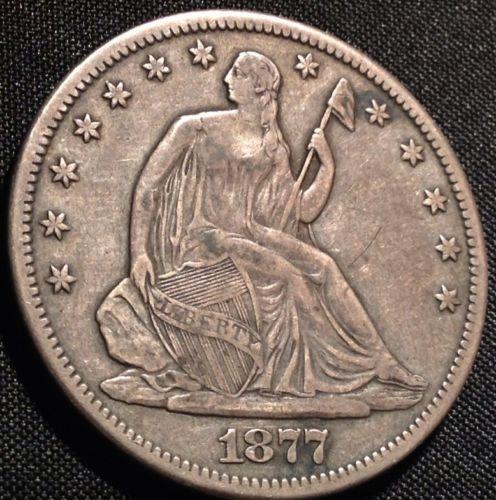 1877 Silver Dollar Ebay