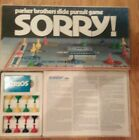 Sorry! 1972 Vintage Manufacture Board & Traditional Games
