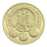 Edinburgh 1 Pound Coin