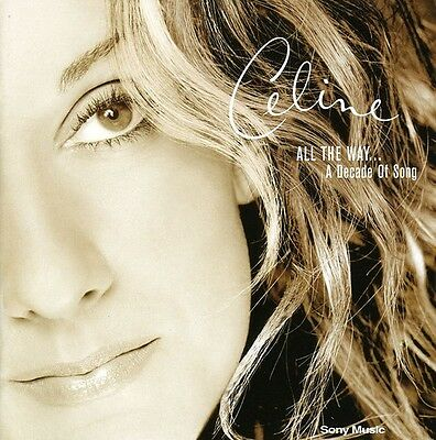 Celine Dion  Anne Ge   All Waya Decade Of Song  New Cd