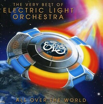 Electric Light Orche - All Over the World: Very Best of [New