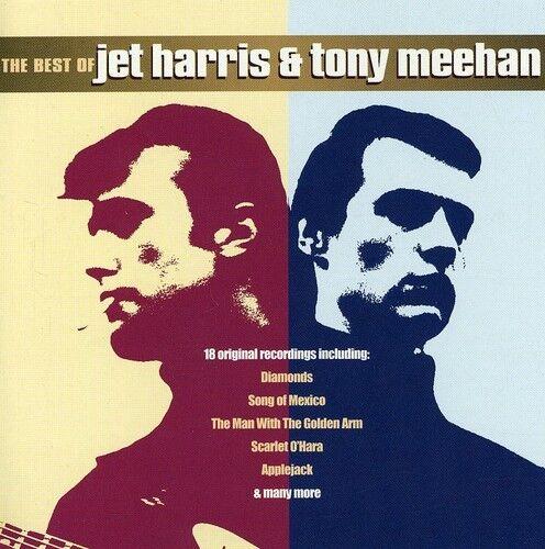 Jet Harris - Best of [New CD]