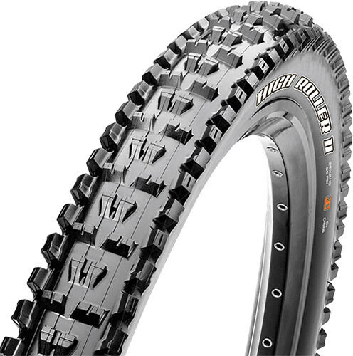 Maxxis High Roller II TR EXO Tubeless Ready Mountain Bike Tyre Folding