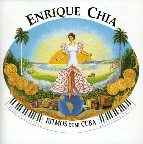 Enrique Chia - Ritmos de Mi Cuba [New CD]