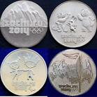 Olympic Coins