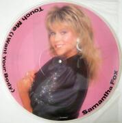 Samantha Fox Picture Disc