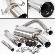 MK1 Golf Exhaust