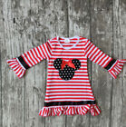 Minnie Mouse Long Sleeve Dresses (Sizes 4 & Up) for Girls
