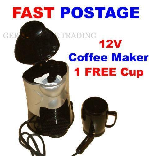12v Coffee Maker Ebay