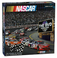 NASCAR THE DVD BOARD GAME BRAND NEW