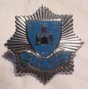 Fire Cap Badges