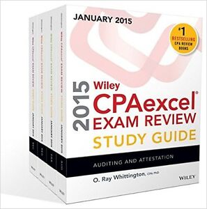 Wiley CPAexcel Exam Review Study Guide & The Focus Notes - 8-Vol
