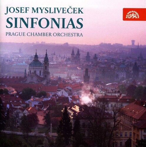 Myslivecek / Prague Chamber Orchestra - Six Sinfonias [New CD]
