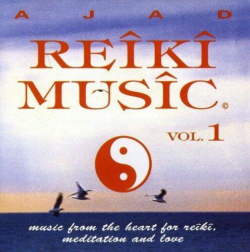 Ajad - Reiki Music 1 [New CD]