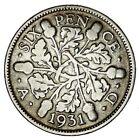 UK Sixpences
