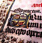 Antique Manuscripts Vellum 1450-1499 Date of Publication