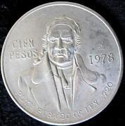 100 Peso Coin