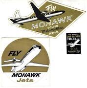 Airline Sticker