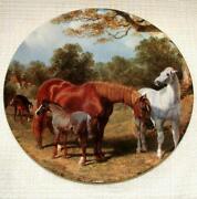 Royal Doulton Horse Plates