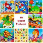 15 - 25 Pieces Puzzles
