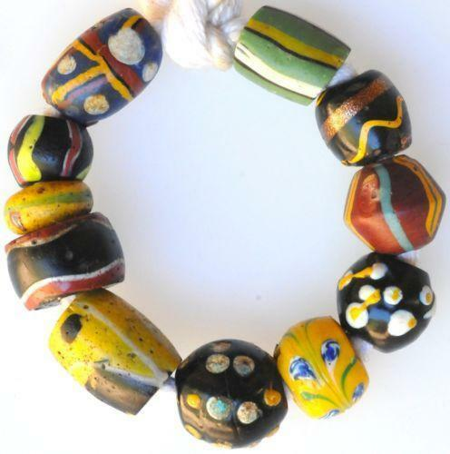 Bead Glass African Beads: African Beads