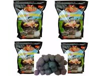 Four 3.5kg bags (14kg) of premier Penbead Briquettes