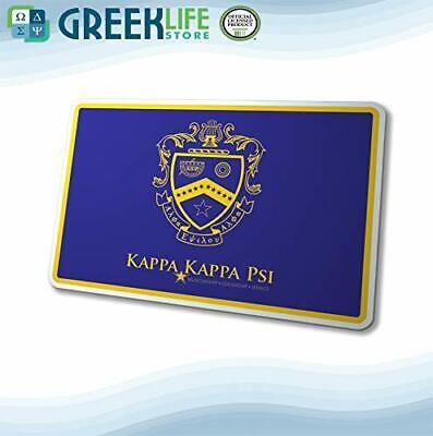 Kappa Kappa Psi Rectangular Aluminum Magnet