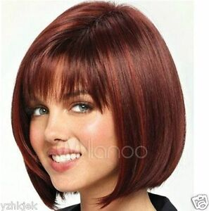 MEGAN Wig From Noriko Straight Hair Wigs Fashion Short