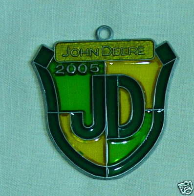 John Deere 2005 Suncatcher--JD Shield--MIP