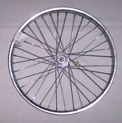20 Rear Bicycle Wheel