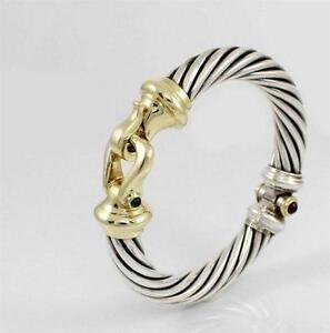 David Yurman Bracelets Cable Men S Charm Ebay