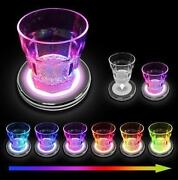 Coloured Drinking Glasses
