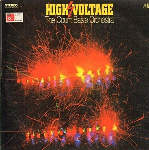 Count Orchestra Basie - High Voltage