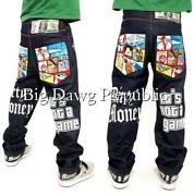 Boys Loose Fit Jeans