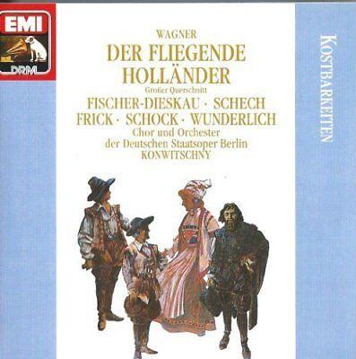 Wagner, Richard   CD   Der fliegende Holländer-Querschnitt (EMI, 1960) Staats...