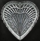 Crystal Heart Bowl