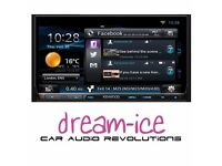 Kenwood DNN9230 DAB SATNAV WiFI Double din