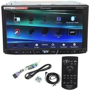 pioneer double din vehicle electronics gps ebay. Black Bedroom Furniture Sets. Home Design Ideas