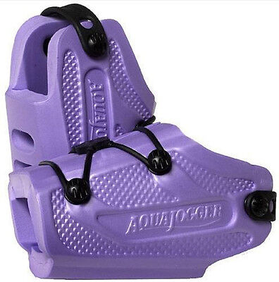 AquaJogger AquaRunners RX POOL Footwear EXERCISE Fitness Resistance PURPLE AP442