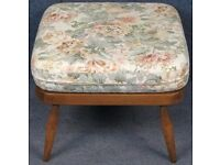 Ercol windsor footstool. perfect condition