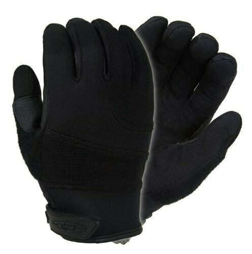 Damascus DPG125 Patrol Guard Gloves with Kevlar Cut Resistant Palms, Medium